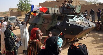 Short trip to Timbuktu reveals long road ahead for Mali