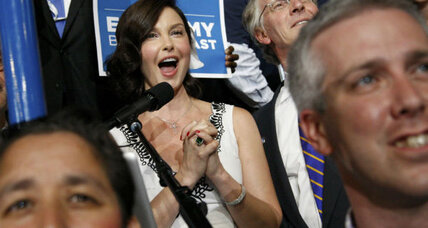 Does Ashley Judd scare Mitch McConnell? (+video)