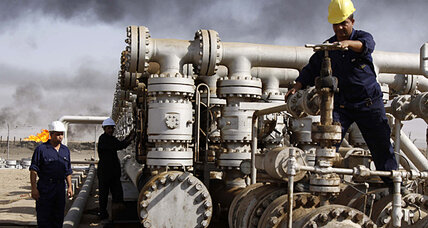 Will oil pipeline attack push energy companies out of Iraq?