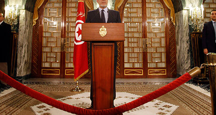 Tunisia PM resigns, dashing hopes of quick resolution to political crisis