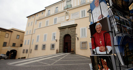 Pope may change rules to speed up next pope selection