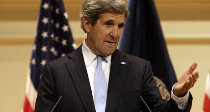 John Kerry speech: US must resist temptation to turn inward