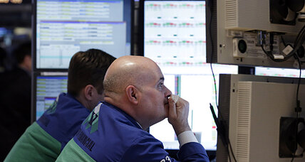 Stocks fall following Federal Reserve minutes