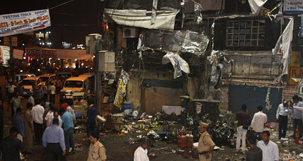 India to investigate Hyderabad bomb blasts, eyes the Indian Mujahideen ... again (+video)