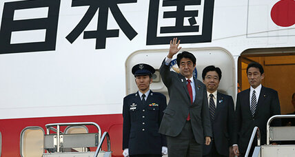 Will rising tensions in Asia push Japan toward a full-fledged military?