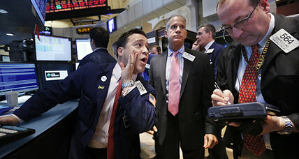 Stocks continue slide on weak economic data