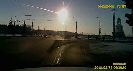 Was Chelyabinsk meteor actually a meteor? Many Russians don't think so.