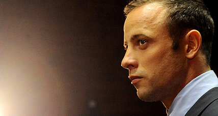 Pistorius 'Blade Runner' gets bail, and freedom, after weepy week in court