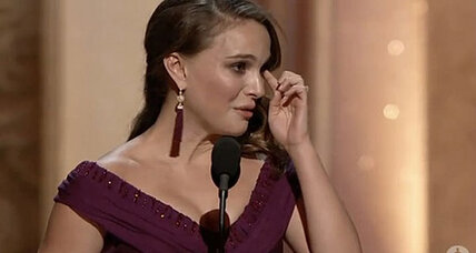 Study reveals that Oscar winners are crying more frequently during acceptance speeches