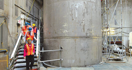 6 leaky tanks ooze radioactive waste at Hanford nuclear site in Washington
