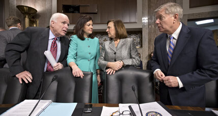 Though likely to be confirmed, McCain questions Hagel's qualifications