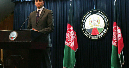 Out: Karzai bans US special forces from key province