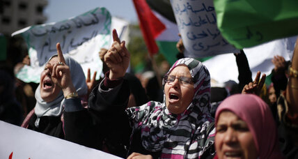 West Bank tensions flare after Palestinian detainee's death