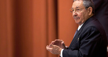 Raul Castro promises an end of an era in Cuba