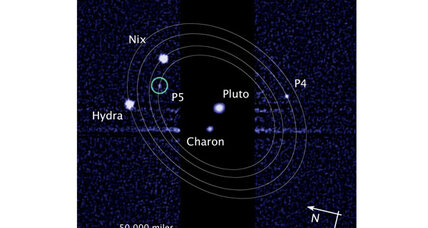 Looks like Pluto will have a moon named 'Vulcan'