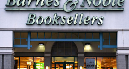 Barnes & Noble buyout? Chairman mulls buying bookstores, leaving Nook.