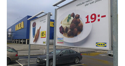 Ikea: Horse meat found in Swedish meatballs