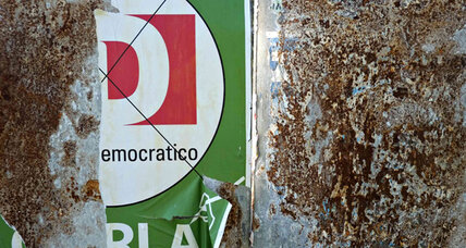 Italian political deadlock casts new uncertainty on eurozone recovery