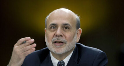 Ben Bernanke: Bring down the federal debt, don't just 'stabilize' it