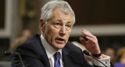 Chuck Hagel will be secretary of Defense. What did GOP opposition accomplish?