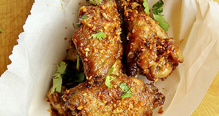 Fish sauce or Pok Pok wings