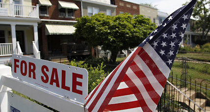 Home sales: Is a 'seller's market' pending? (+video)