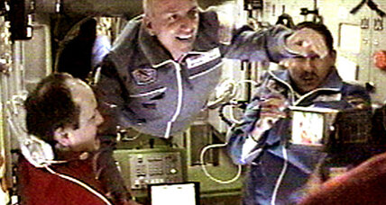 Dennis Tito plans to send couple to Mars and back