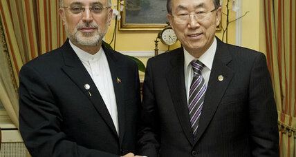 World powers soften toward Iran