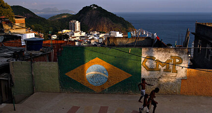 Favela consumer class on the rise in Brazil