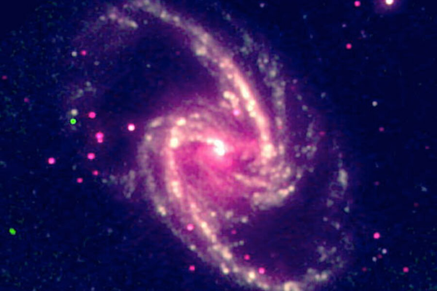 Astronomers clock supermassive black hole's spin for first