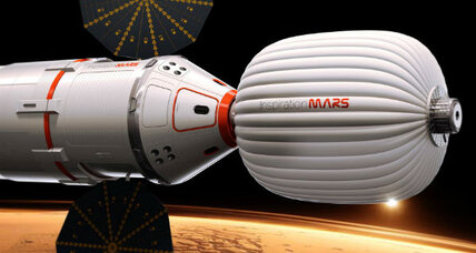 Millionaire plans to send couple to Mars in 2018. Is that realistic? (+video)
