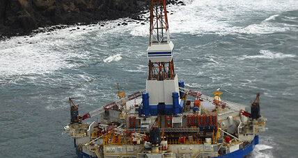 Shell halts Arctic oil drilling in 2013