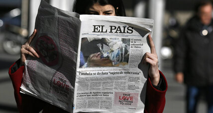 Spain's economic crisis has an unexpected victim: journalism