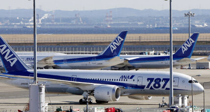 Boeing proposes Dreamliner battery fix to Japanese regulators