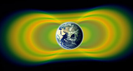 Satellite detects third radiation belt around Earth