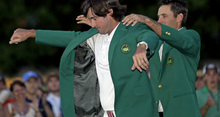 Masters green jacket and other distinct uniforms: Take our colorful sports fashion quiz