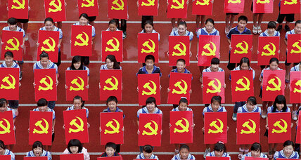 Chinese communism: cause or club?