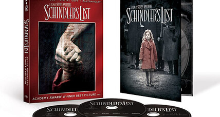 Top Picks: 'Schindler's List' on DVD, Holly Williams' third album, and more