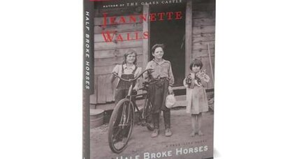Reader recommendation: Half Broke Horses