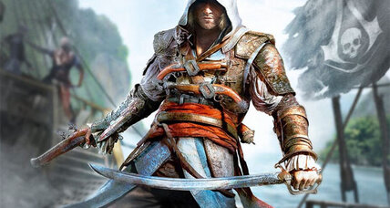 Assassin's Creed IV will take place on the pirate-infested seas