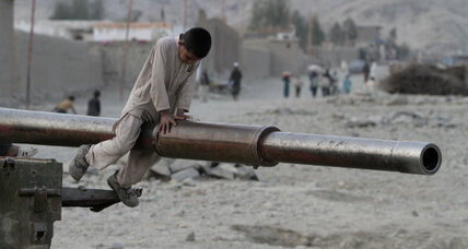 5 factors for peace in Afghanistan