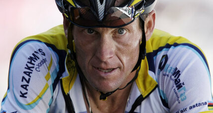 After Lance Armstrong doping: Time for Nike to just do it – fairly