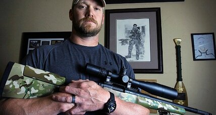 Man charged in fatal shooting of ex-SEAL sniper Chris Kyle