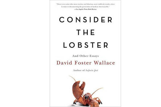 "consider the lobster essay online The personal essay we have read this week, ""consider the lobster"" uses narrative and/or descriptive elements write about one of the essays assigned in this week."
