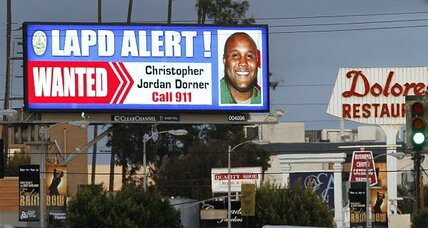 The hunt for Christopher Dorner: Do reward offers help or hinder?