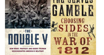 """The Double V"" and ""The Slaves' Gamble"""