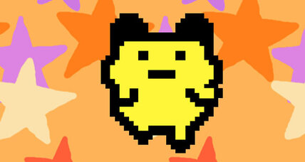 Tamagotchi returns: '90s toy becomes Android app