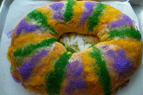 King Cake For Mardi Gras Csmonitor Com
