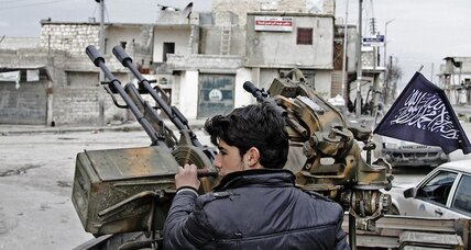 Obama's hidden nonplan to arm rebels in Syria