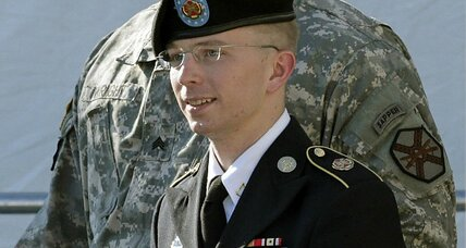 Bradley Manning pleads guilty to some WikiLeaks charges